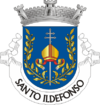 Coat of arms of Santo Ildefonso