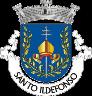 Santo Ildefonso (Porto) - Image: PRT sildefonso