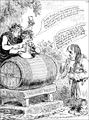 PSM V51 D397 John bull petitioning pitt and dundas to lighten the liquor tax.png