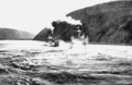 PSM V56 D0477 Sternwheelers race from dawson city to white horse rapids.png