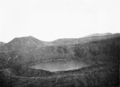PSM V71 D192 Crater lake and cinder cone valle santiago mexico.png