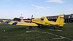 PZL-Mielec M-18 B Dromader SP-ZWC, Polska Nowa Wieś 2019.04.17 (01).jpg