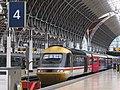Paddington - GWR 43185 in platform 4.JPG