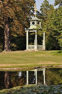 Parc de bagatelle wikip dia for Piscine miroir wikipedia