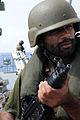 Pakastani Navy member aboard the HMAS Toowoomba.jpg