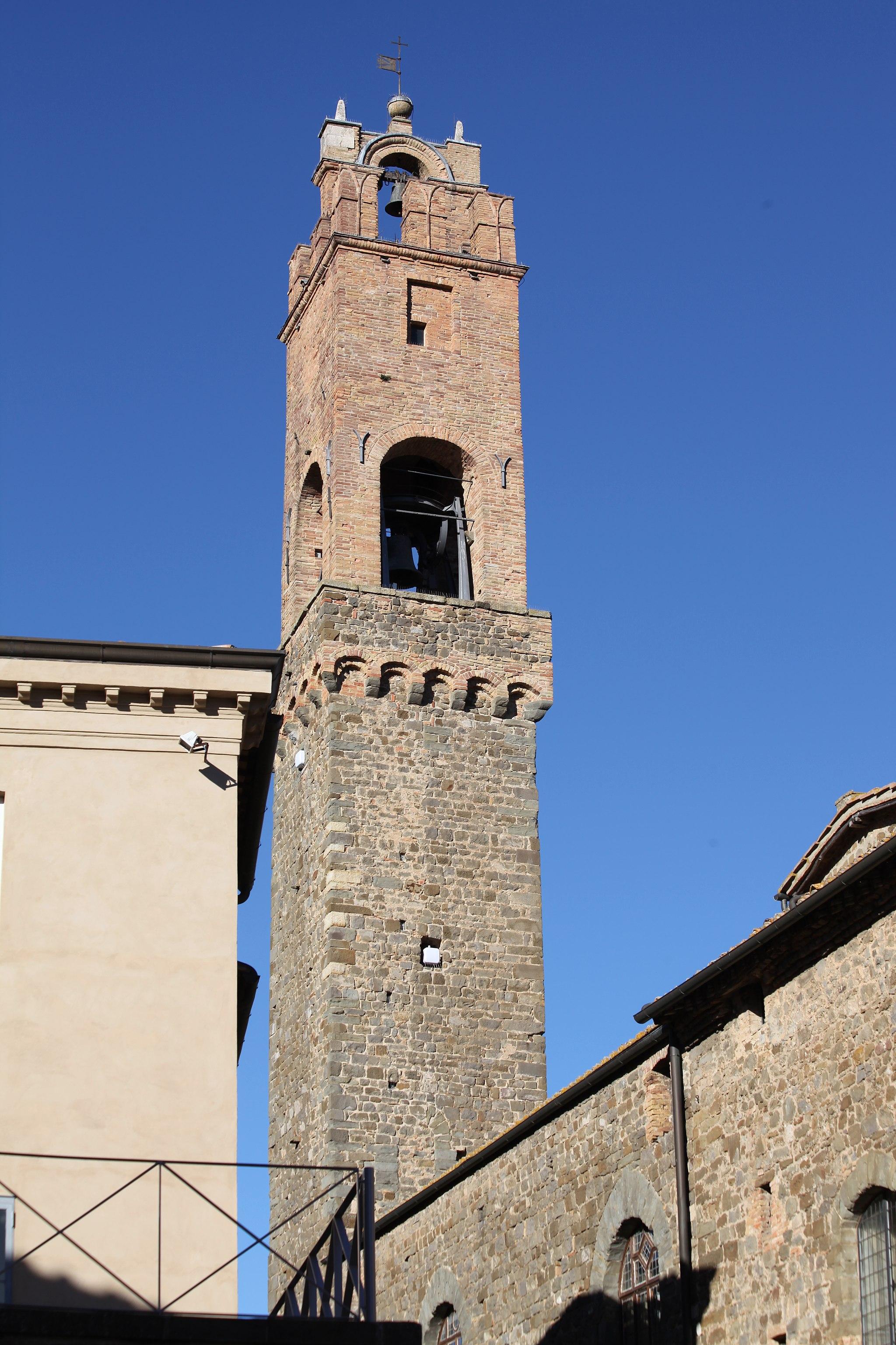 Palazzo dei Priori Montalcino 2