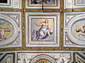 Palazzo di sforza almeni, sala con affreschi, figura allegorica 03.1.JPG