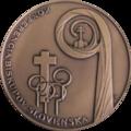 Pamätná medaila Konferencie biskupov Slovenska.png