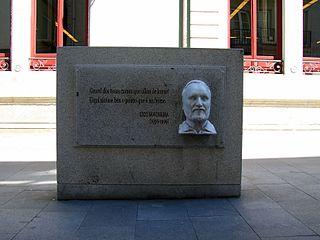 Uxío Novoneyra Galician poet, writer, and journalist