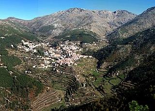 Loriga Civil parish in Centro, Portugal