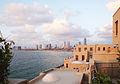 Panorama of Tel-Aviv from Jaffa 1 2010 MZW 08641.jpg