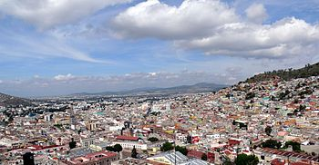 Panoramics in Pachuca 2