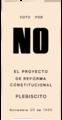 Papeleta por el No plebiscito Uruguay 1980.png