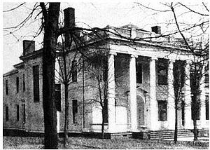 Pappenheimer Mansion - Pappenheimer Mansion