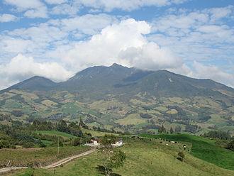 Cordillera Central (Colombia) - Cordillera Central, Antioquia Department
