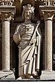 Paris - Cathédrale Notre-Dame -Galerie des rois - PA00086250 - 014.jpg
