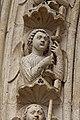 Paris - Cathédrale Notre-Dame - Portail de la Vierge - PA00086250 - 048.jpg