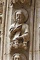 Paris - Cathédrale Notre-Dame - Portail de la Vierge - PA00086250 - 081.jpg