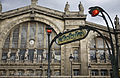 Paris - Gare du Nord, and a Metropolitain access - 3975.jpg