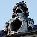 Paris - Les Invalides - Façade nord - Lucarne - PA00088714 - 007.jpg