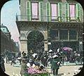 Paris Exposition Rue de Rivoli, Arcades, Paris, France, 1900.jpg