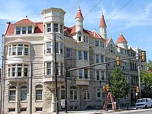 Parkside, Philadelphia - Image: Parkside HD Philly a