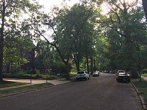 Parkview, St. Louis - Image: Parkview Historic District