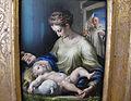 Parmigianino, madonna col bambino e un certosino 02.JPG