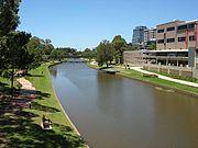 ParramattaRiver Parramatta