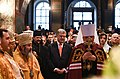 Participation in the liturgy and enthronement of the Primate of the Orthodox Church of Ukraine (2019-02-03) 32.jpeg