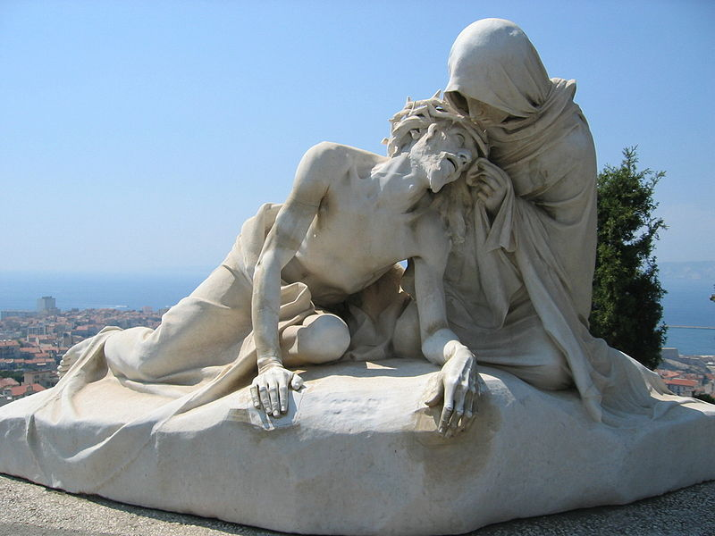 Fichier:Passion du Christ Notre dame de la Garde Marseille.jpg