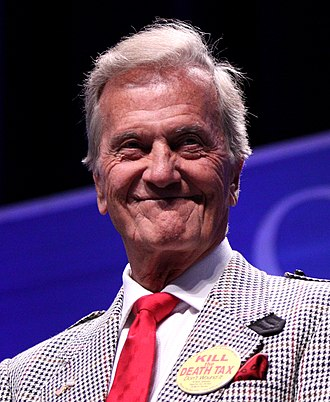 Pat Boone - Boone in February 2011