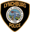 Official logo of Lynchburg, Virginia