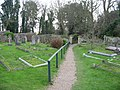 Path leading from Kingsdown church - geograph.org.uk - 1097441.jpg