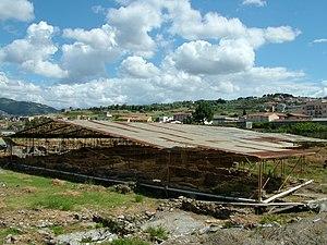 Villa Romana di Patti - The archaeological site of the villa