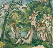 Paul Cézanne - Bathers - Google Art Project (520022).jpg