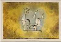 Paul Klee - Das Urweltpaar - GV 8 - Bavarian State Painting Collections.jpg