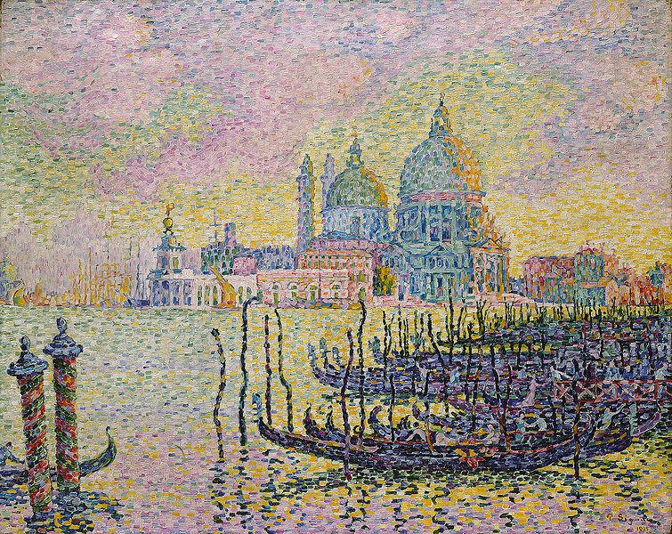 Arquivo: Paul Signac, Grand Canal (Venise) jpg.