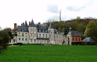 Pavilly Commune in Normandy, France