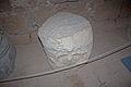 Pedestal in acropolis of Lindos 2010 3.jpg