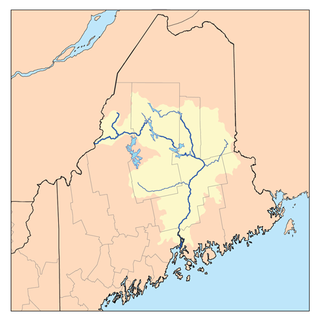 Penobscot River river in the US state of Maine
