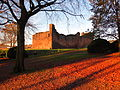 Penrith Castle in autumn.JPG