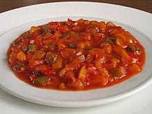 Peperonata – Wikipedia
