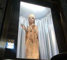 Santuario della Madonna dei Bisognosi - Wikipedia