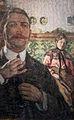 Perlmutter - Self-portrait, adjusting the tie.jpg