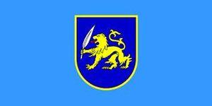 Perušić - Image: Perusic flag