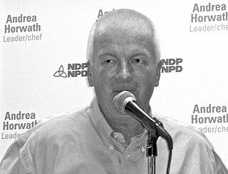 Peter Kormos Canadian politician