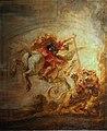 Peter Paul Rubens - Bellérophon, monté sur Pégase transperce la Chimère.JPG