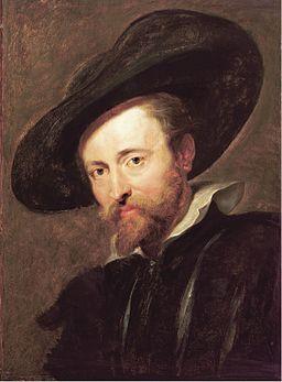 Peter Paul Rubens - Self-Portrait - WGA20380