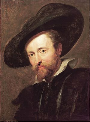 Peter Paul Rubens - Self-Portrait - WGA20380